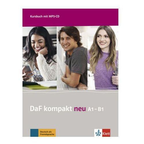 Kursbuch A1-B1, m. MP3-CD