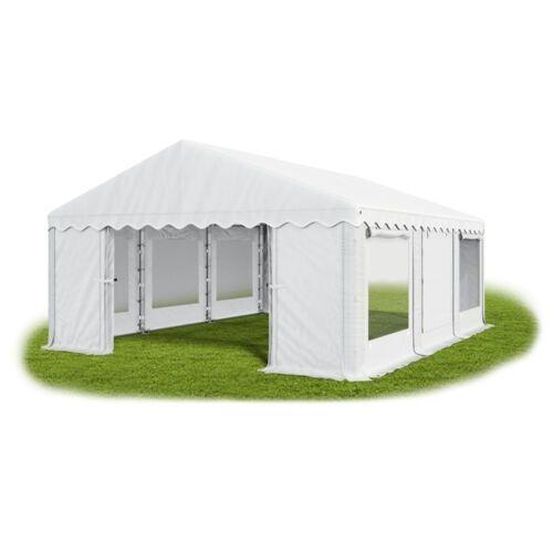 Namiot 5x6x2, solidny namiot bankietowy, winter/pe 30m2 - 5m x 6m x 2m marki Das company