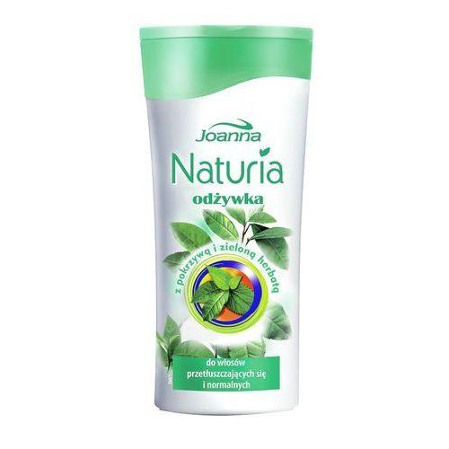 Joanna naturia odżywka do włosów przetłuszczających się z pokrzywą i zielonaą herbatą 200 ml