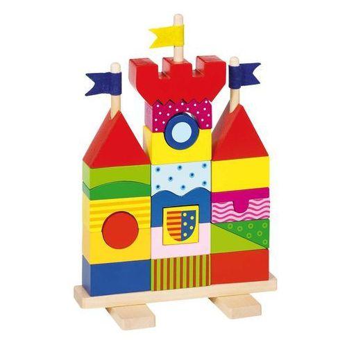 Klocki zamek 150 części marki Goki