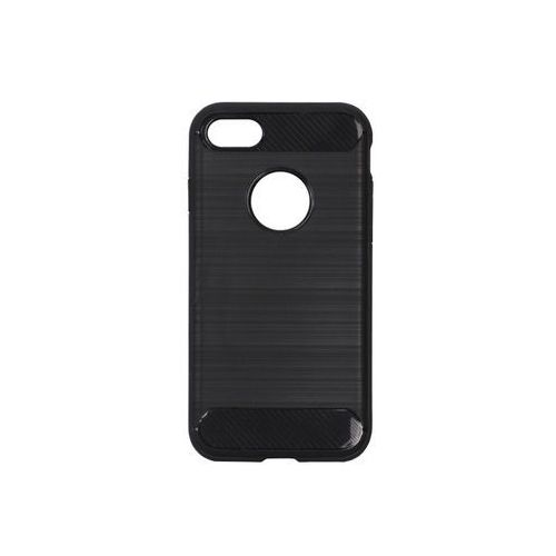Forcell carbon case Apple iphone 7 - etui na telefon forcell carbon - czarny