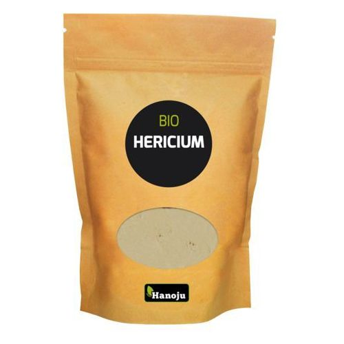 Hanoju (grzyby sproszkowane) Grzyby sproszkowane hericium (soplówka jeżowata) 100 g - hanoju (8718164784293)