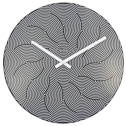 Nextime - zegar ścienny waves