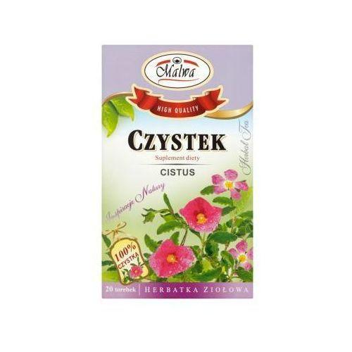 Malwa Herbata ziołowa czystek suplement diety ex'20 (5902781002141)