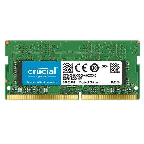 Crucial pamięć DDR4 16GB 2666MHZ, SODIMM, CL19 - CT16G4SFD8266- natychmiastowa wysyłka, ponad 4000 punktów odbioru!