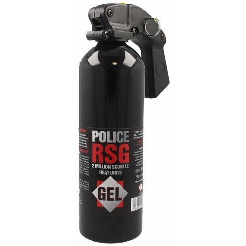 Gaz pieprzowy sharg police rsg gel 750ml hjf (12700-h) marki Sharg products group