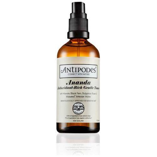 Antipodes Ananda Antioxidant-Rich Gentle Toner 100ml - sprawdź w wybranym sklepie
