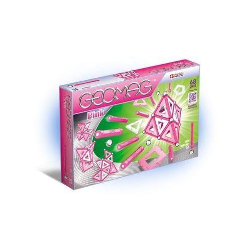 Pink 68 elementów - DARMOWA DOSTAWA OD 199 ZŁ!!!
