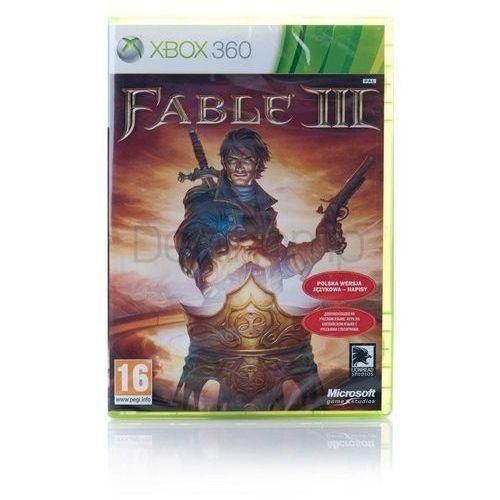 Fable 3 (Xbox 360). Najniższe ceny, najlepsze promocje w sklepach, opinie.