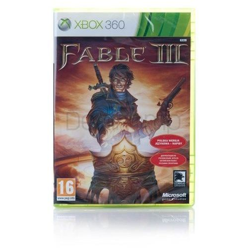 OKAZJA - Fable 3 (Xbox 360)