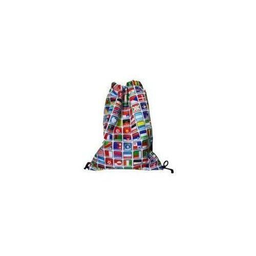 Mesio.pl Worek szkolny plecak wr127 flagi mesio (5902739881682)