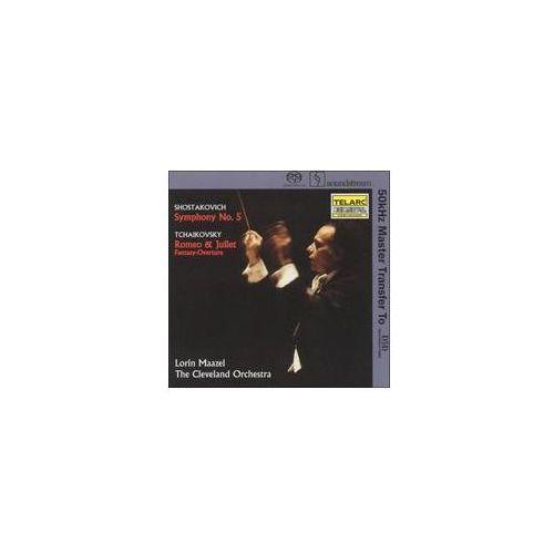 Symphony no. 5 - sacd - & ro marki Telarc