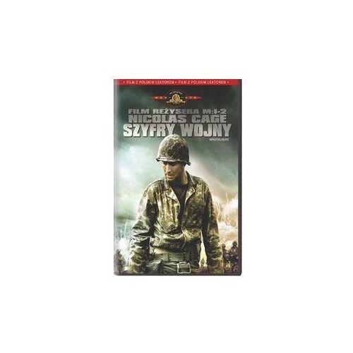 Szyfry wojny (DVD) - John Woo. DARMOWA DOSTAWA DO KIOSKU RUCHU OD 24,99ZŁ (5903570102653)