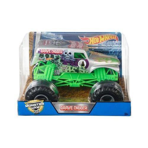 Hot Wheels Monster Jam Auta 1:24 Grave Digger