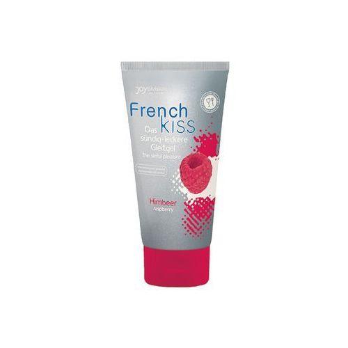 Joydivision Smakowy żel do seksu oralnego frenchkiss malina 75 ml 11893