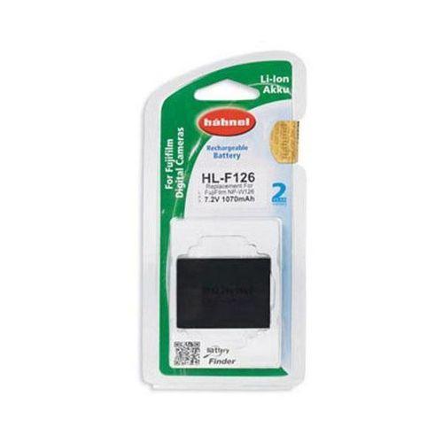 Hahnel HL-F126 (odpowiednik FujiFilm NP-W126) - produkt z kategorii- Akumulatory dedykowane