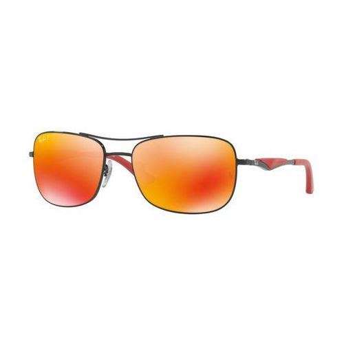 Ray-ban Okulary słoneczne rb3515 active lifestyle polarized 002/6s