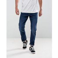 jeans in slim fit stretch denim - blue, Esprit