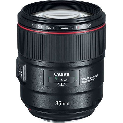 Canon 85 mm f/1.4 l ef is usm (4549292091656)