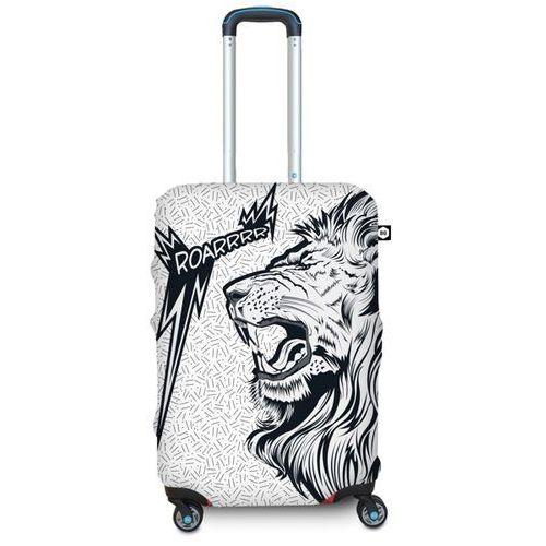 Pokrowiec na walizkę m - roar marki Bg berlin