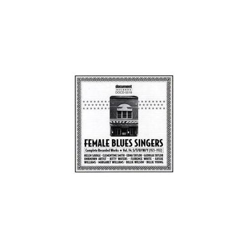 Female Blues Singers 14, DOCD5518
