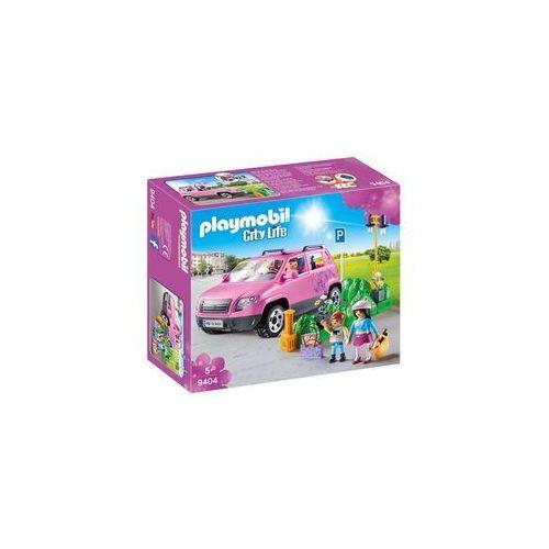 OKAZJA - Playmobil Zestaw figurek samochód rodzinny z zatoczką parkingową - darmowa dostawa od 199 zł!!! (4008789094049)