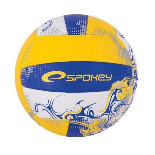 Piłka siatkowa SPOKEY Eos Niebiesko-Żółty (rozmiar 5)