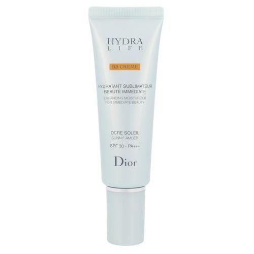 Dior hydra life hydra life krem bb do wszystkich rodzajów skóry odcień 03 sunny amber (bb creme spf 30) 50 ml (3348901151832)