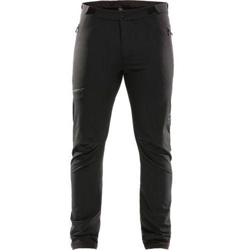 Haglöfs Breccia Lite Spodnie długie Mężczyźni czarny XXL 2018 Spodnie i jeansy