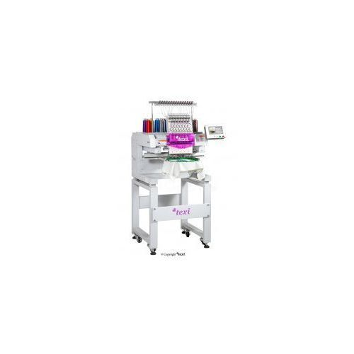 Hafciarka TEXI 1501 TS PREMIUM z podstawą / 1-głowicowa / 15-nitkowa + GRATISY!