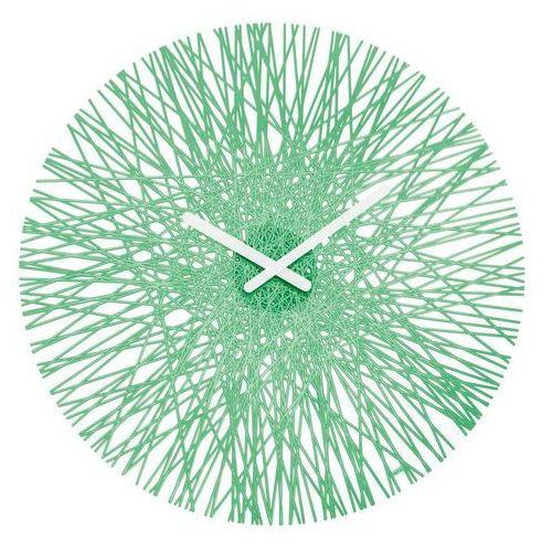 Zegar ścienny silk miętowy marki Koziol