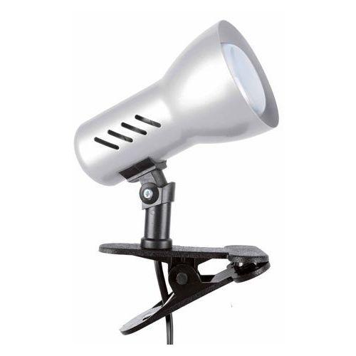 Lampa stołowa lampka klips Spot Light Clamspot 1x60W E27 tytan 2110127K