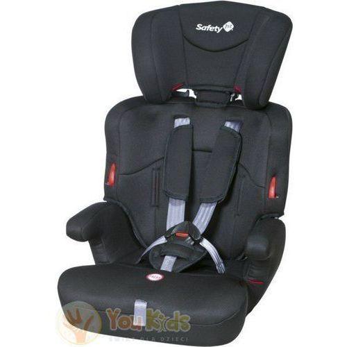 Safety 1st Od youkids ever safe 9-36kg fotelik samochodowy - full black
