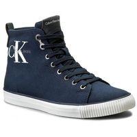 Calvin klein Tenisówki jeans - arthur s0367 navy