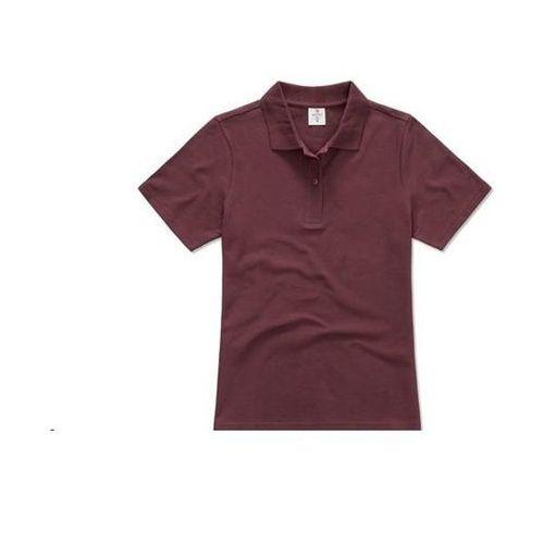 Koszulka polo damska bawełniana Stedman różne kolory SST3100 JASNY NIEBIESKI S