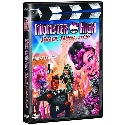 Monster High - Strach, Kamera, Akcja!