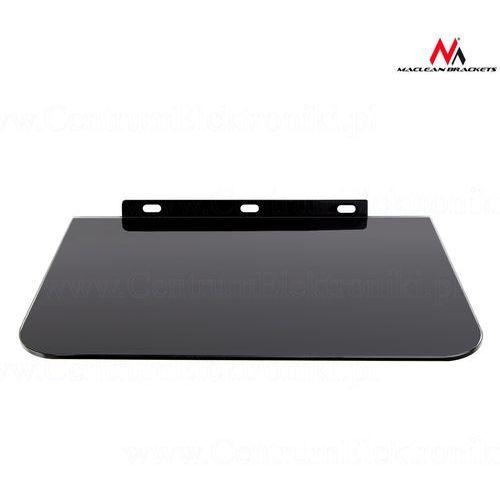 Półka pod dvd pojedyńcza  mc-738 do 10kg wyprodukowany przez Maclean