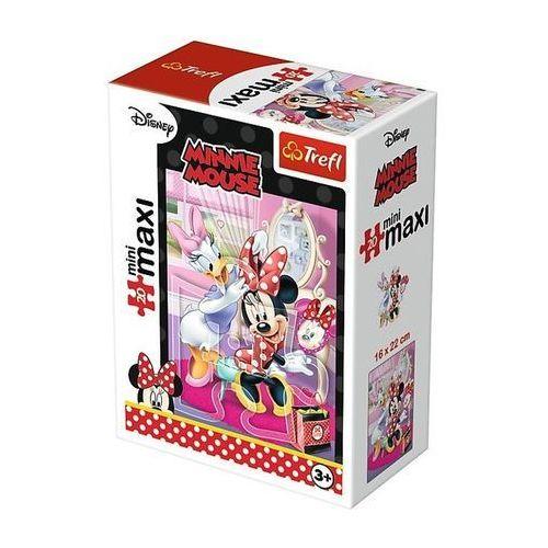 Trefl Puzzle 20 minimaxi-ulubione zajęcia minnie 1