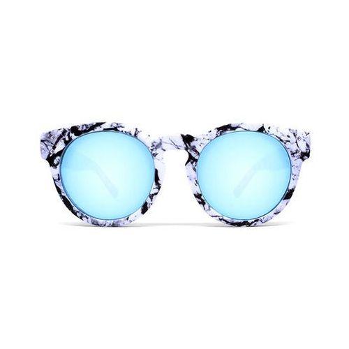 Okulary Słoneczne Quay Australia QW-000037 HIGH EMOTION WHTMAR/BLU