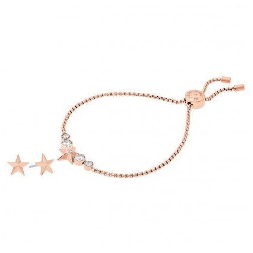 Biżuteria - bransoleta mkj7041791 + kolczyki marki Michael kors