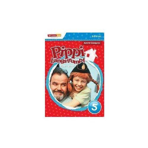 Cass film Pippi - pippi i piraci - (5905116012570)