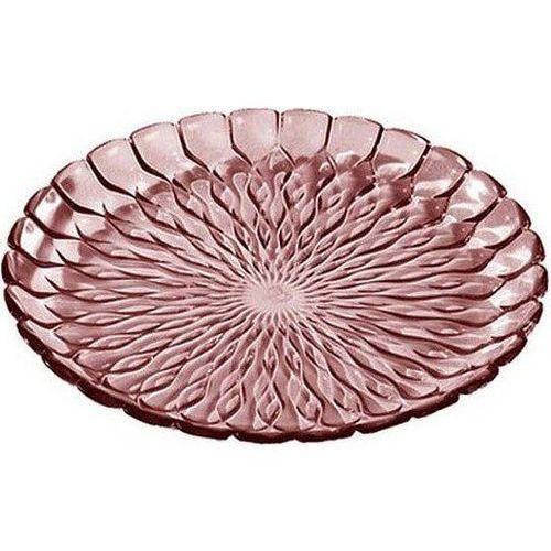 Talerz ozdobny jelly różowy marki Kartell