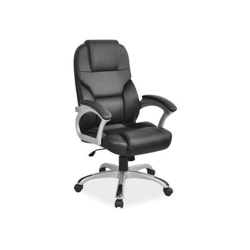 Fotel obrotowy, krzesło biurowe Q-077 black