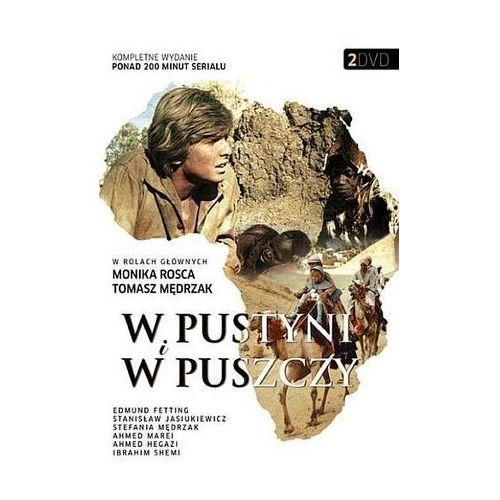 Film GALAPAGOS W pustyni i w puszczy (2 DVD)