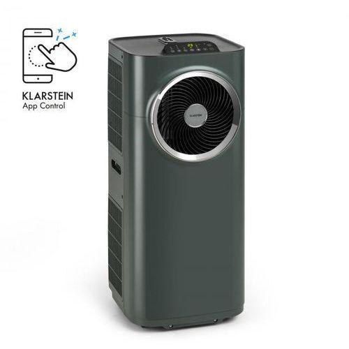 Klarstein Kraftwerk Smart 10K, klimatyzator 3 w 1, 10 000 BTU, sterowanie przy użyciu aplikacji, antracytowy (4060656225666)