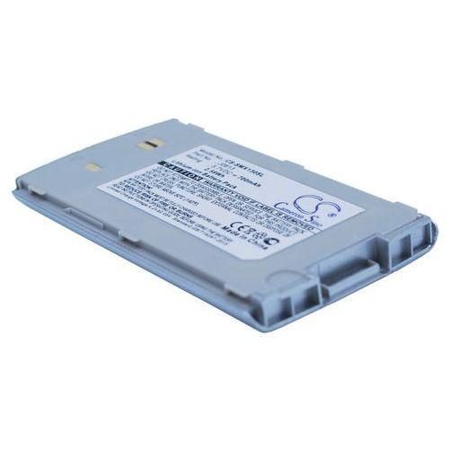 Samsung sgh-x120 700mah 2.59wh li-ion 3.7v srebrny () marki Cameron sino