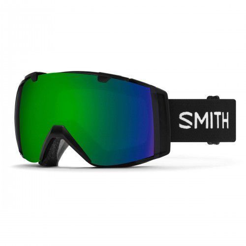 Smith Gogle i/o black chromapop sun green mirror & chromapop storm rose flash