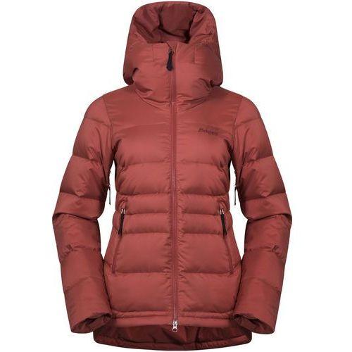 stranda kurtka kobiety czerwony s 2018 kurtki hybrydowe marki Bergans