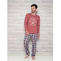 Taro  arek 2130 aw/17 k3 wrzosowa piżama męska