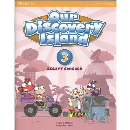 Our Discovery Island 3. Klasa 3, szkoła podstawowa. Język angielski. Zeszyt ćwiczeń (+CD) (80 str.)